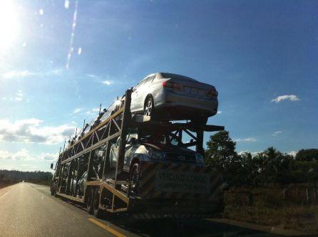 Transporte Terrestre de Veículos