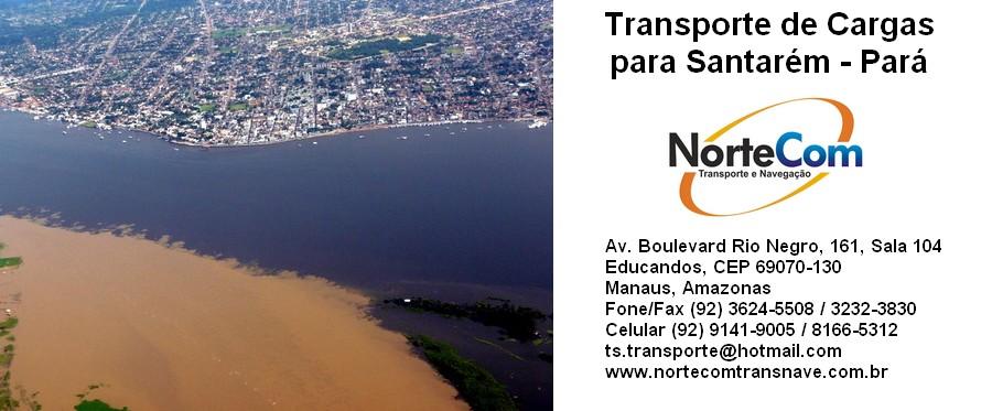 Read more about the article Transporte de Cargas para Santarém