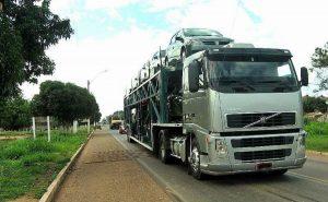 Transportadora de veículo em Manaus
